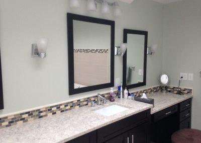 fox bath1 400x284 - Kitchens and Bathrooms