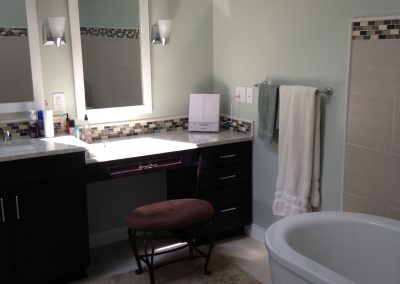 fox bath2 400x284 - Kitchens and Bathrooms