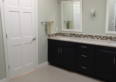 fox bath7 1 400x284 - Carmel Master Bathroom Upgrade
