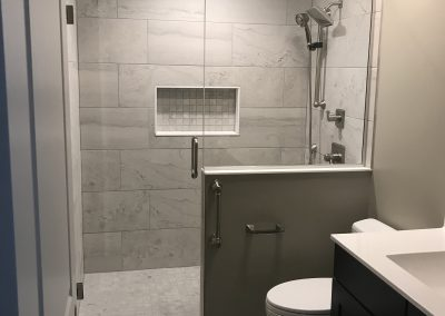 after 1 400x284 - Plainfield Bathroom Project