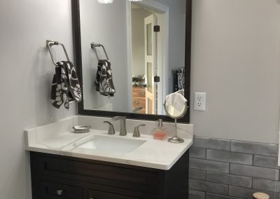 after 1 400x284 - Avon Bathroom Project