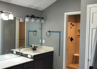 before4 400x284 - Avon Bathroom Project