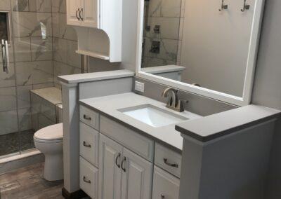 IMG 2917 1 400x284 - Westside of Indianapolis Bathroom Project